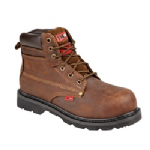 T K Steel Goodyear Welted SBP HRO Safety Boot (Brown Sizes 6 - 13)
